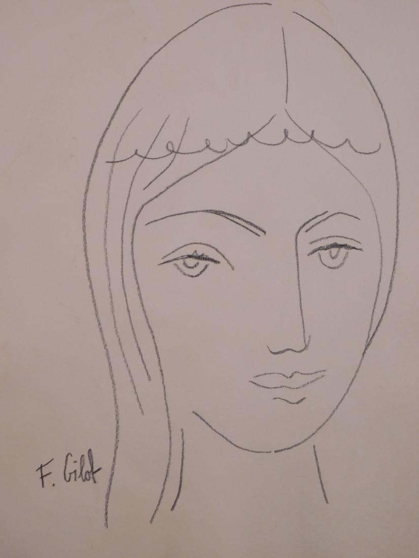 Francoise Gilot: Portrait of a Woman