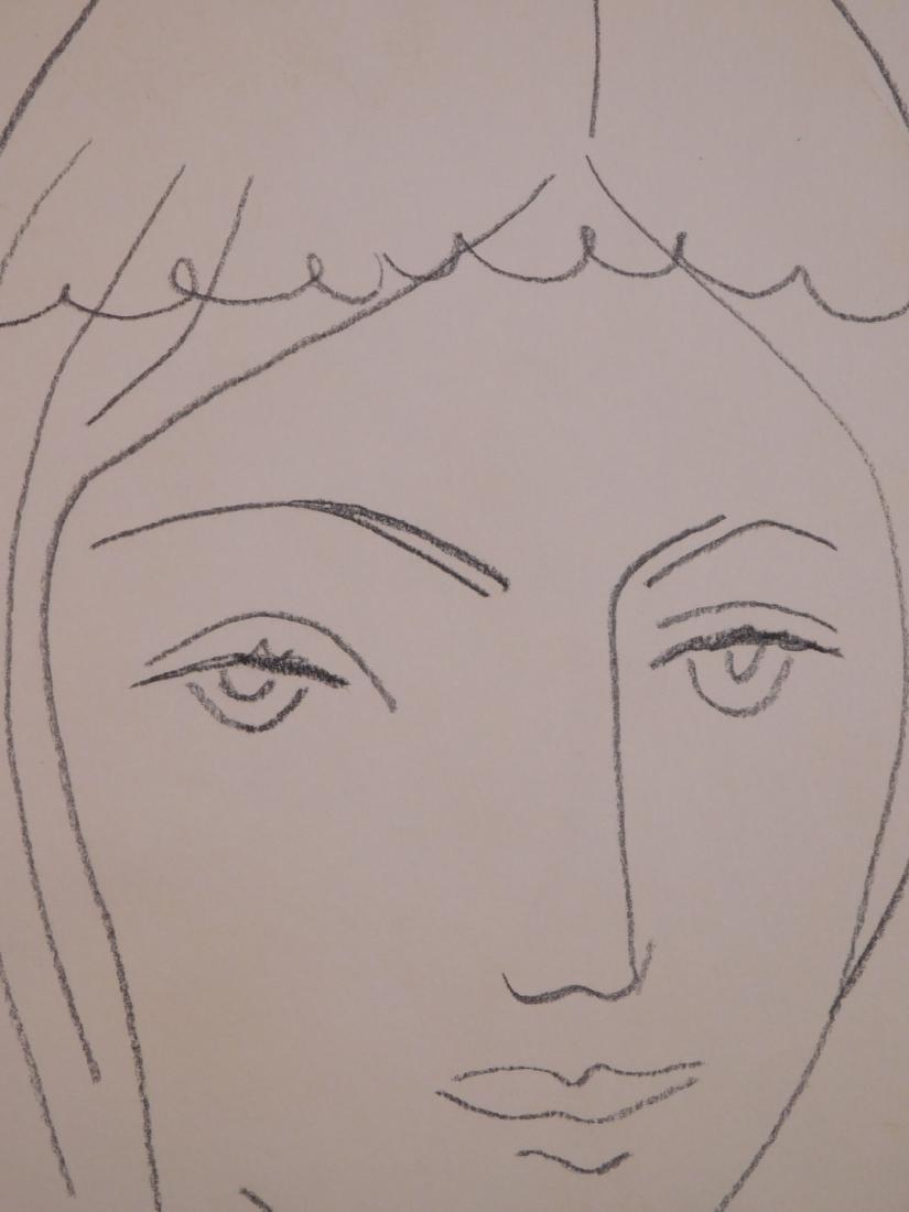Francoise Gilot: Portrait of a Woman - 3