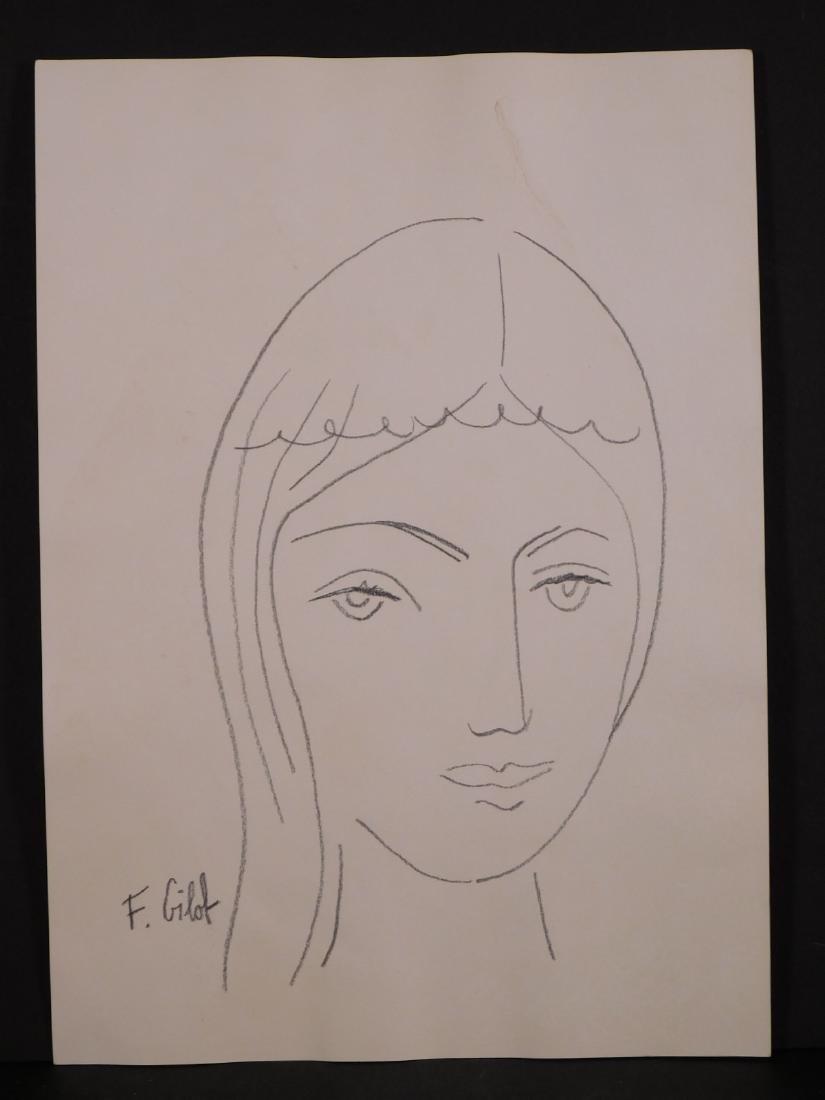 Francoise Gilot: Portrait of a Woman - 4