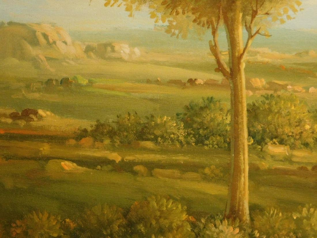 Continental Landscape oil painting - 5
