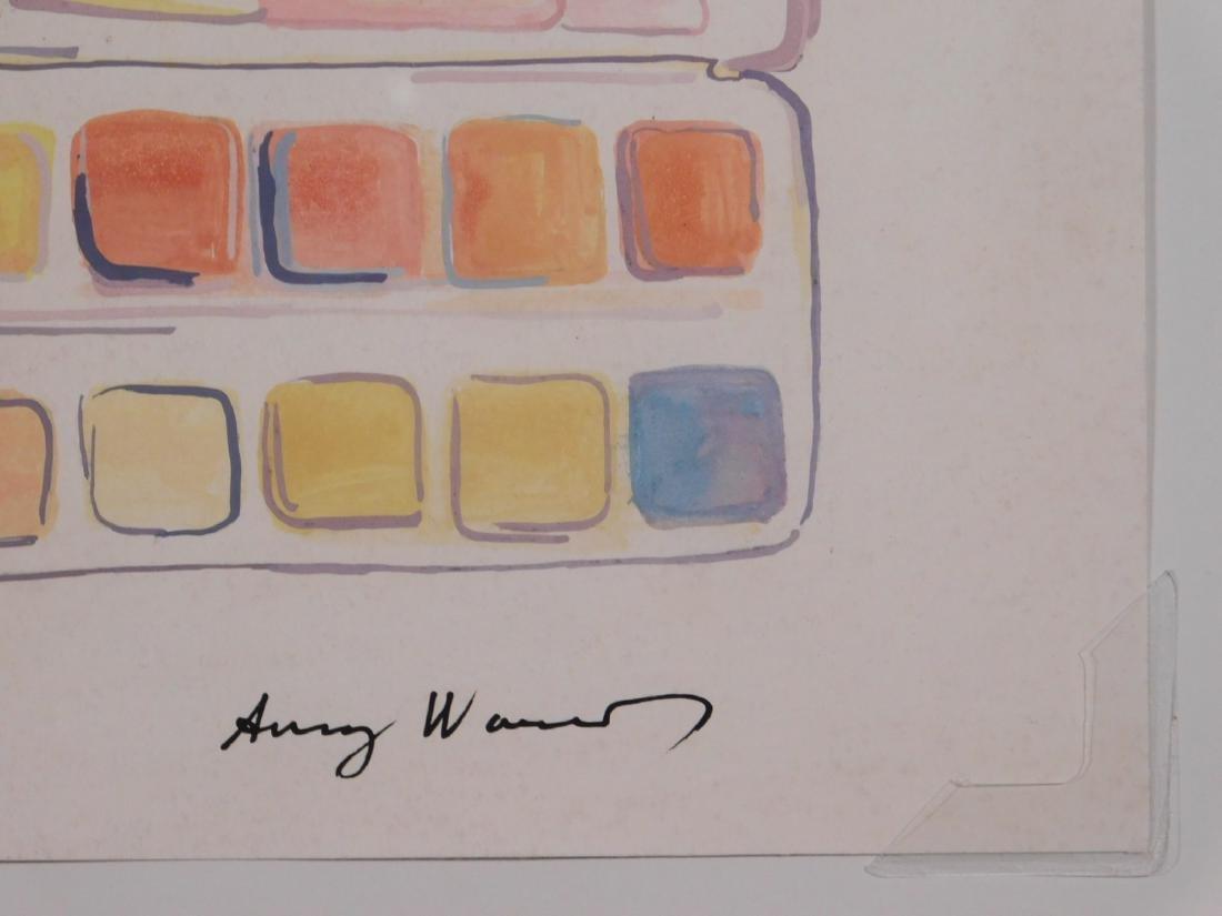 Andy Warhol: Watercolors - 2