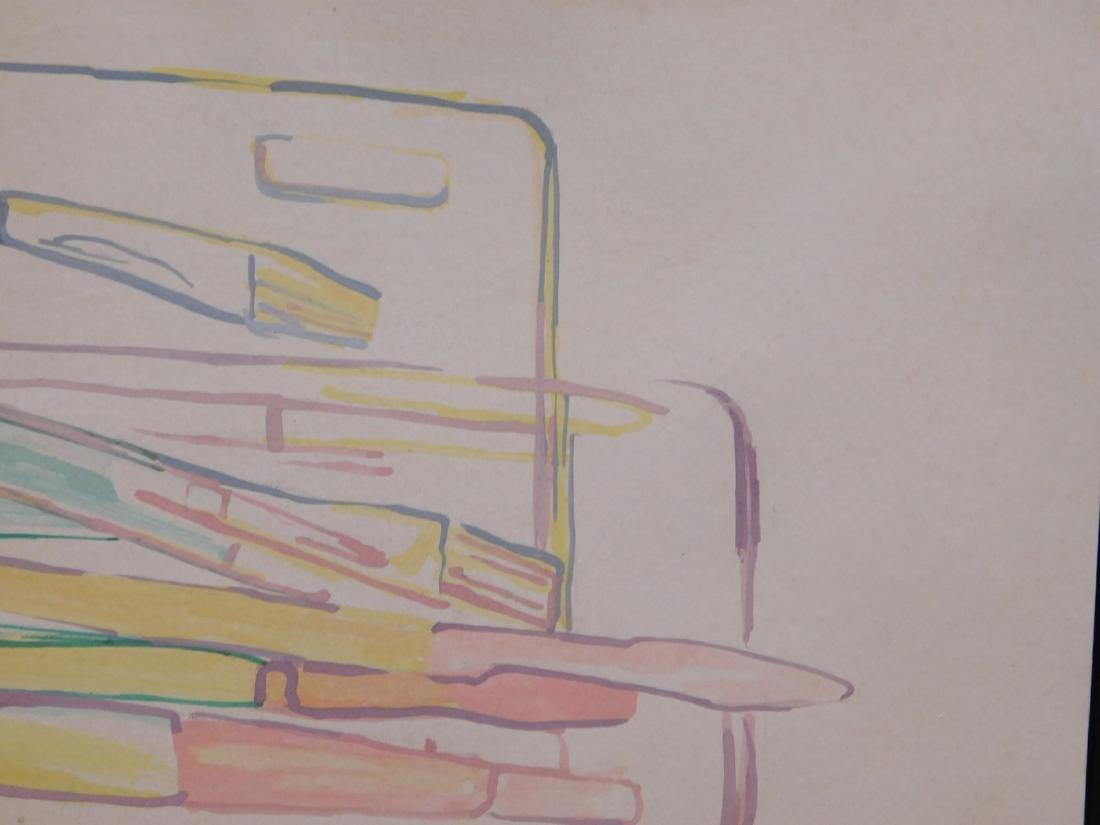 Andy Warhol: Watercolors - 5