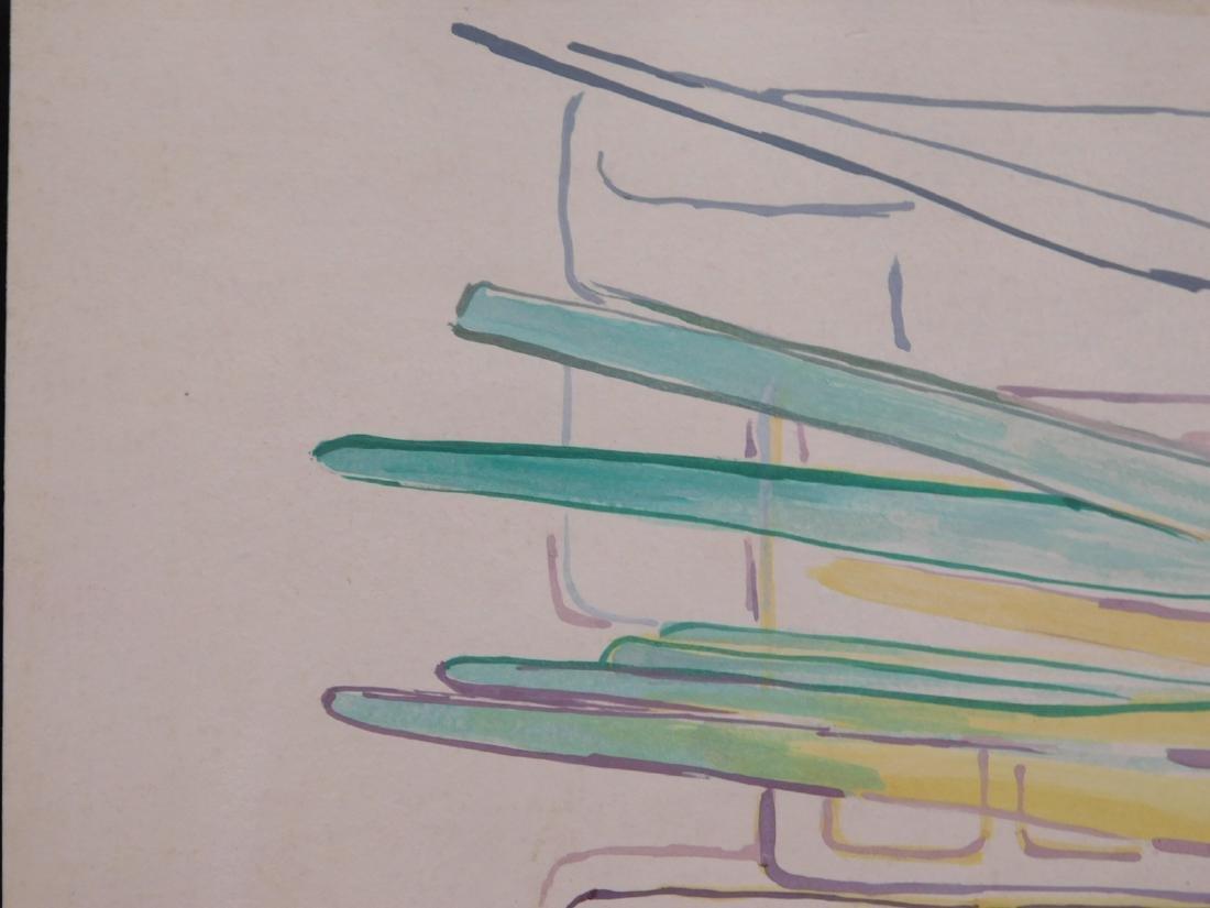 Andy Warhol: Watercolors - 6