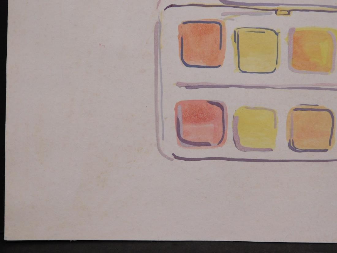 Andy Warhol: Watercolors - 7