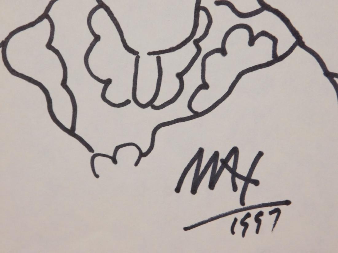 Peter Max: John Lennon - 4