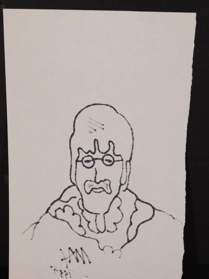 Peter Max: John Lennon - 5