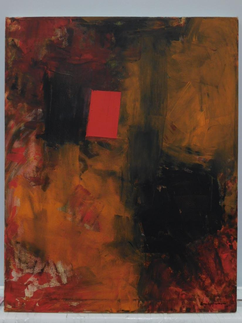 Hans Hofmann: Abstract Painting - 2