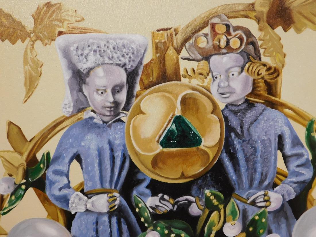 Gloria Joy: Love Brooch, 1977 - 3