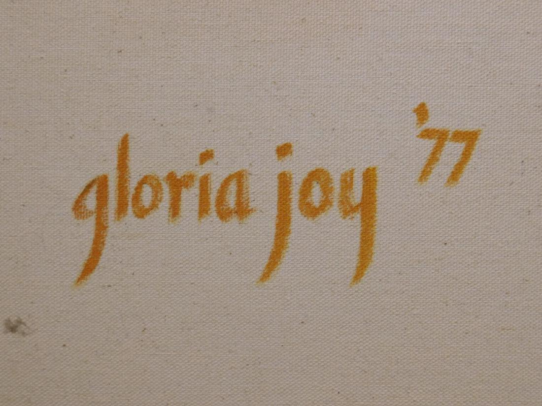 Gloria Joy: Love Brooch, 1977 - 8