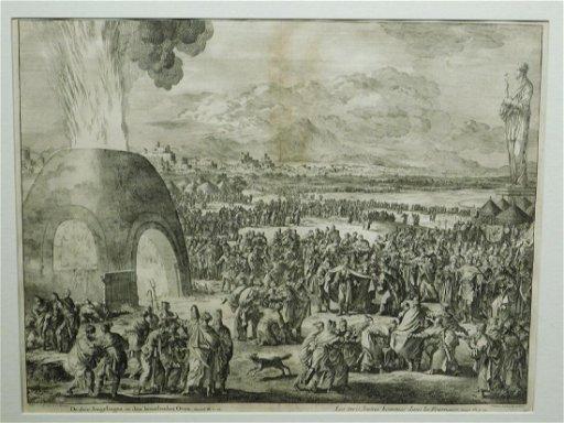 Covens en Mortier after Johannes Luyken: The Fiery - Dec 27