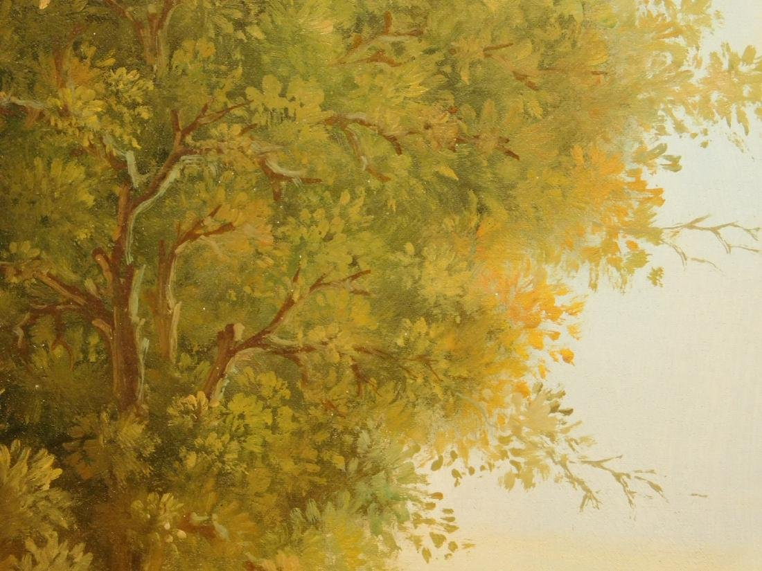 Continental Landscape oil painting - 4