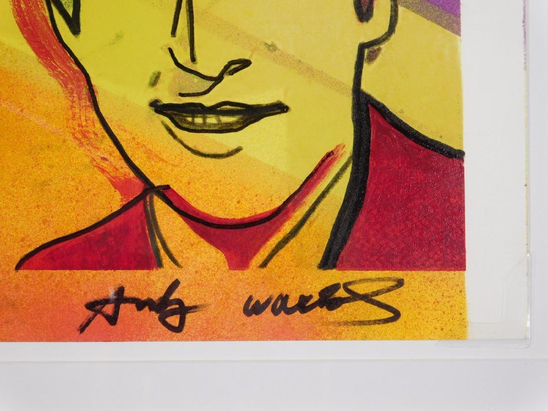 Andy Warhol: John and George (Beatles) - 2