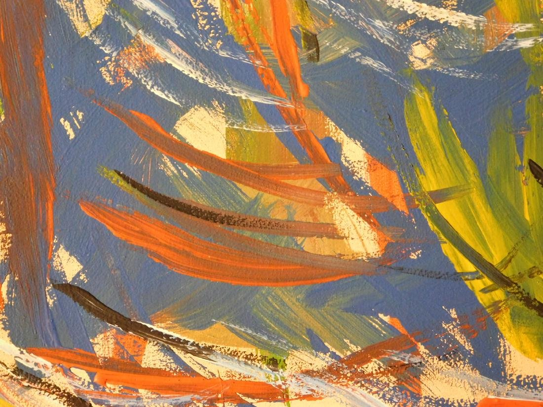 Joan Mitchell: Abstract Composition - 2