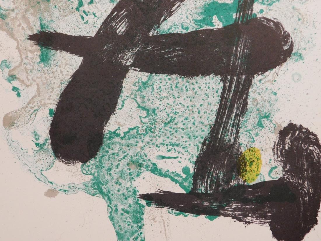 Joan Miro: The Faun - 5