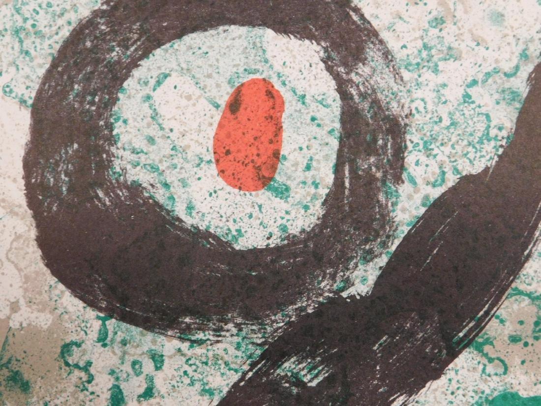 Joan Miro: The Faun - 6