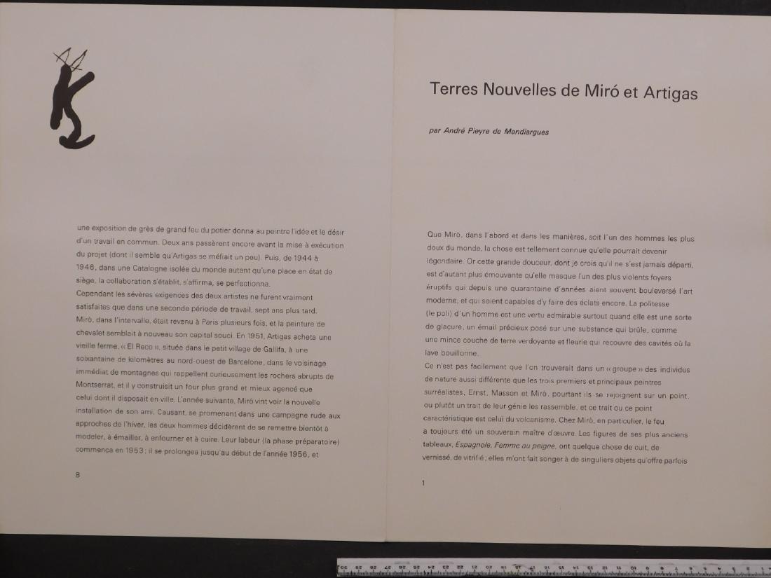 Joan Miro: The Faun - 7