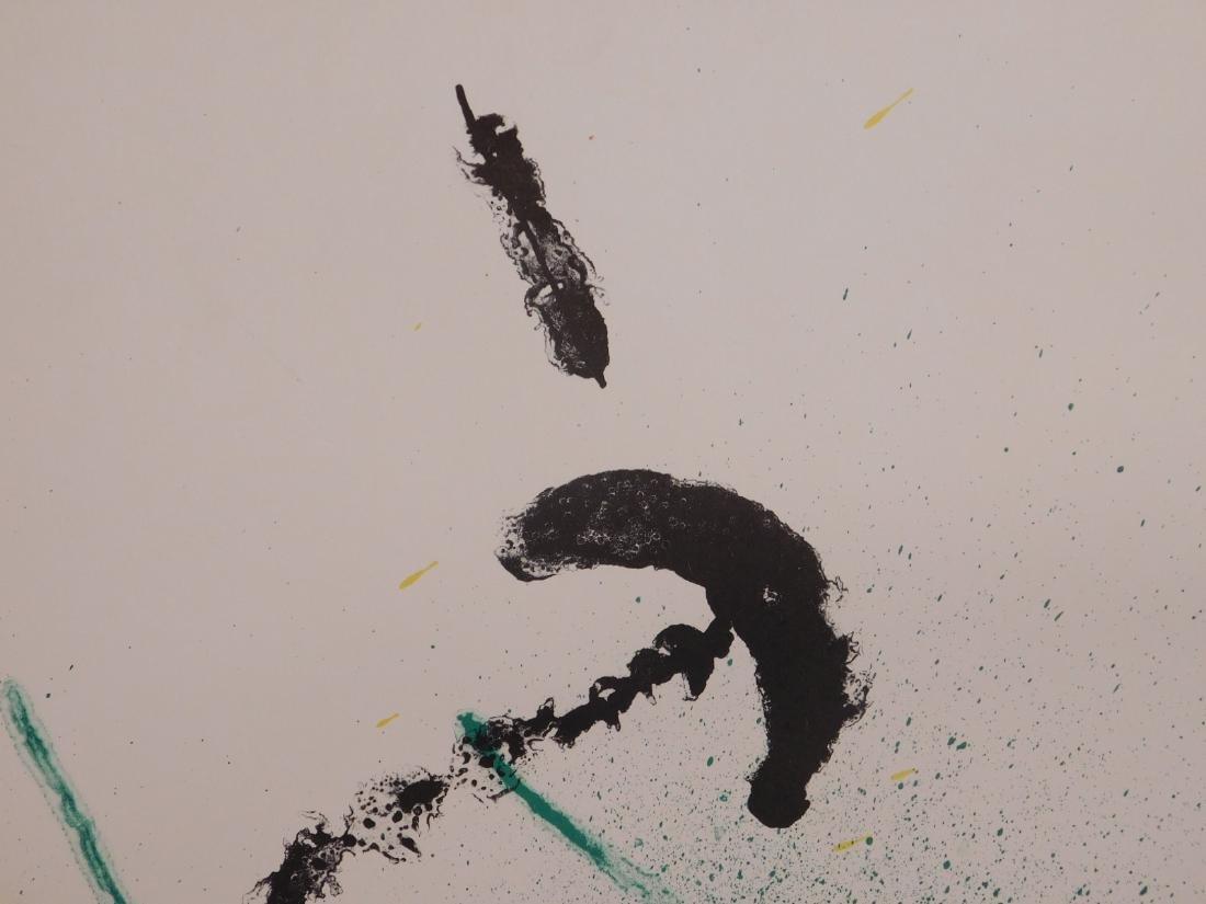 Joan Miro: Abstract Composition - 6