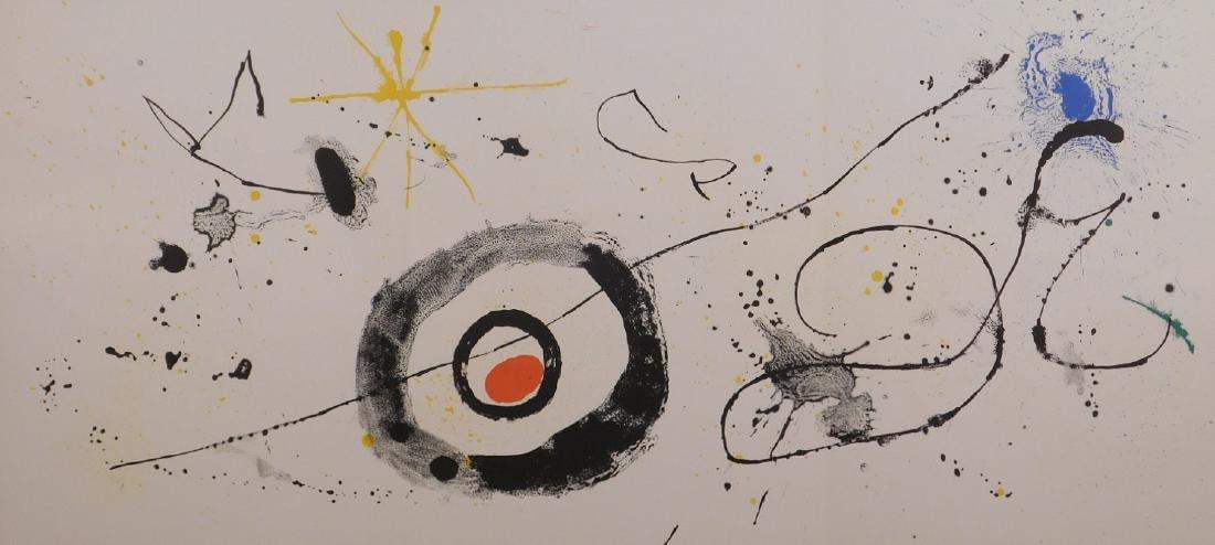 Joan Miro: Sans Titre