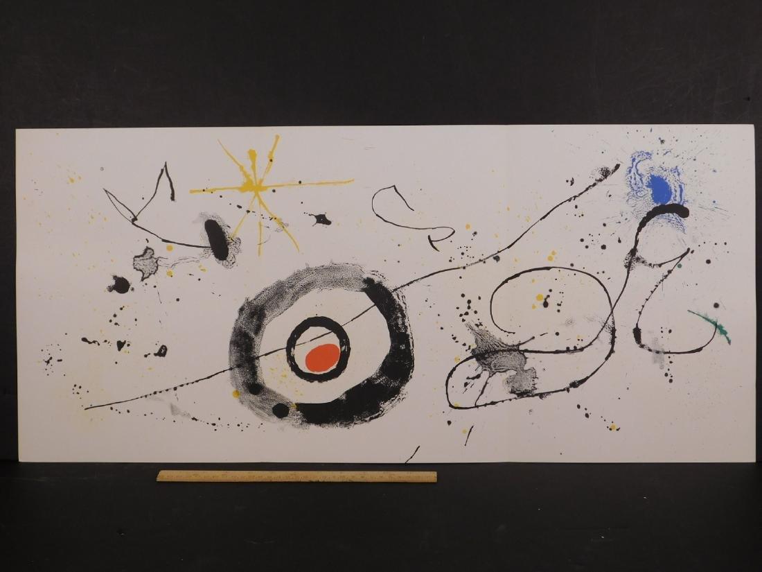 Joan Miro: Sans Titre - 2