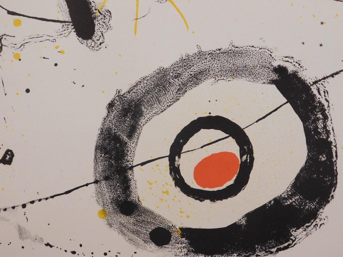 Joan Miro: Sans Titre - 3