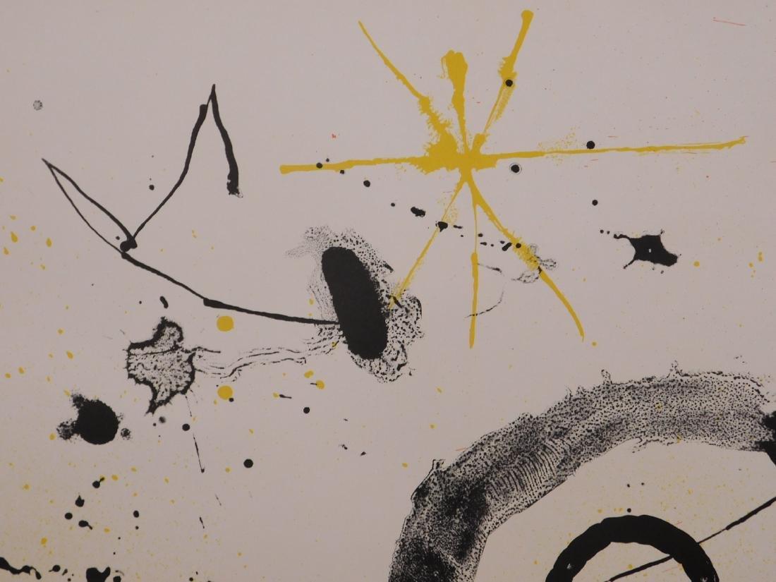 Joan Miro: Sans Titre - 4