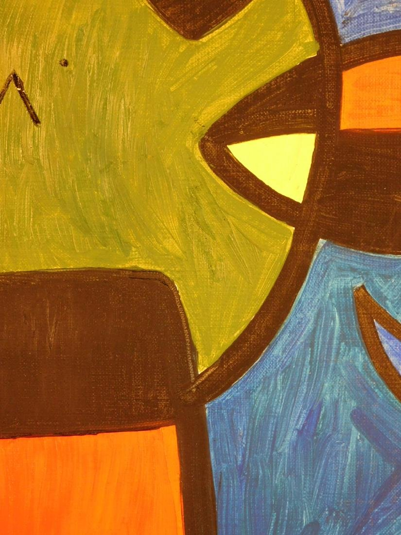 Joan Miro: Abstract Composition - 4