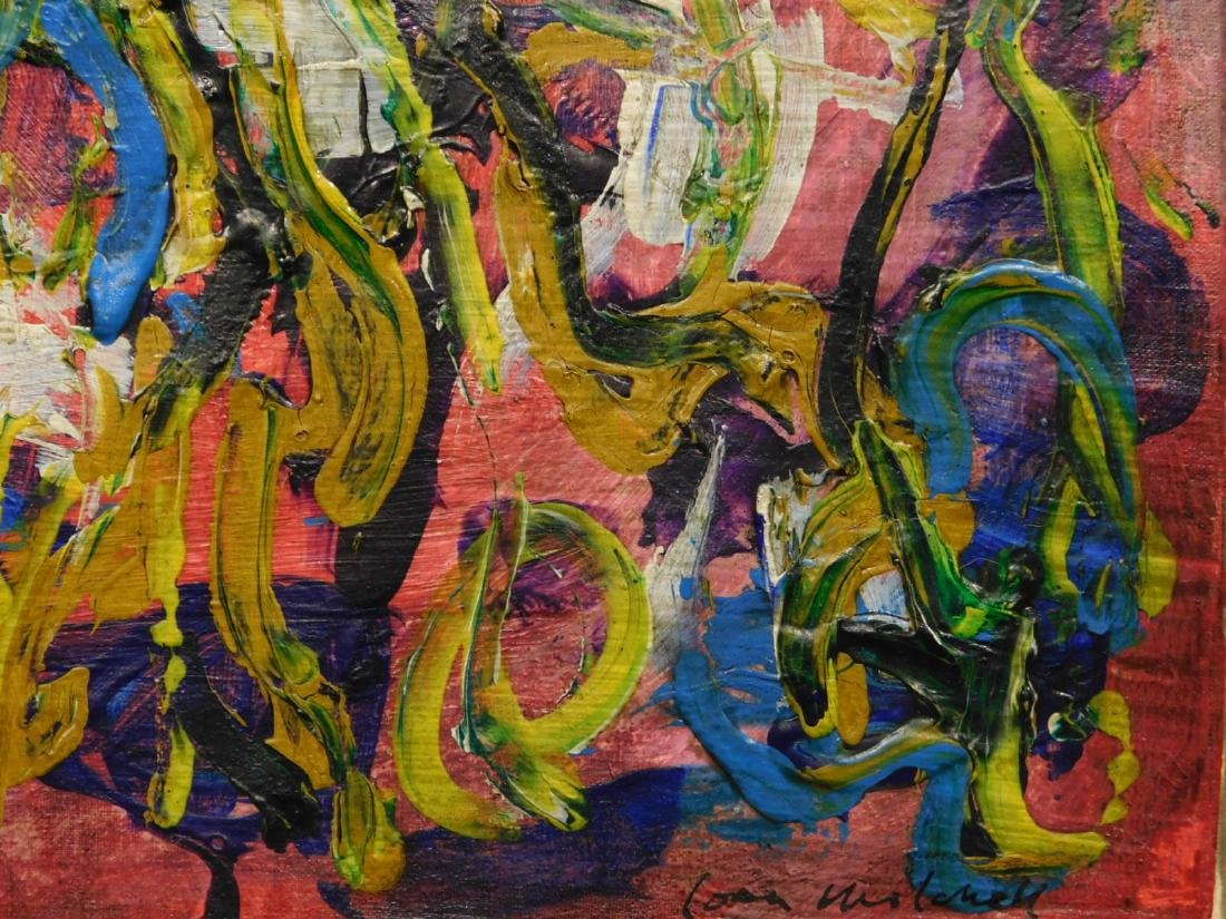 Joan Mitchell: Abstract Composition - 7