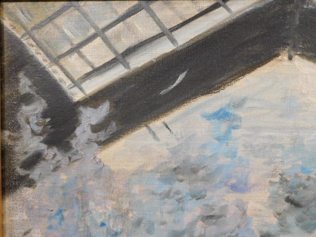 After Claude Monet: Gare Saint Lazare - 3