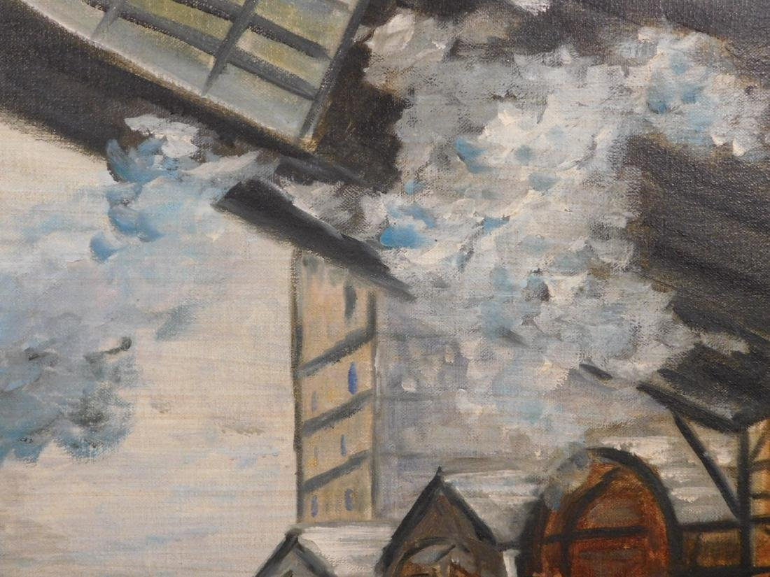 After Claude Monet: Gare Saint Lazare - 4