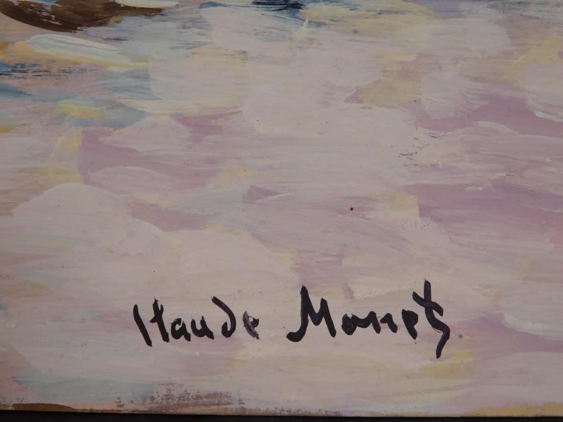 Claude Monet: The Bridge at Argenteuil - 2