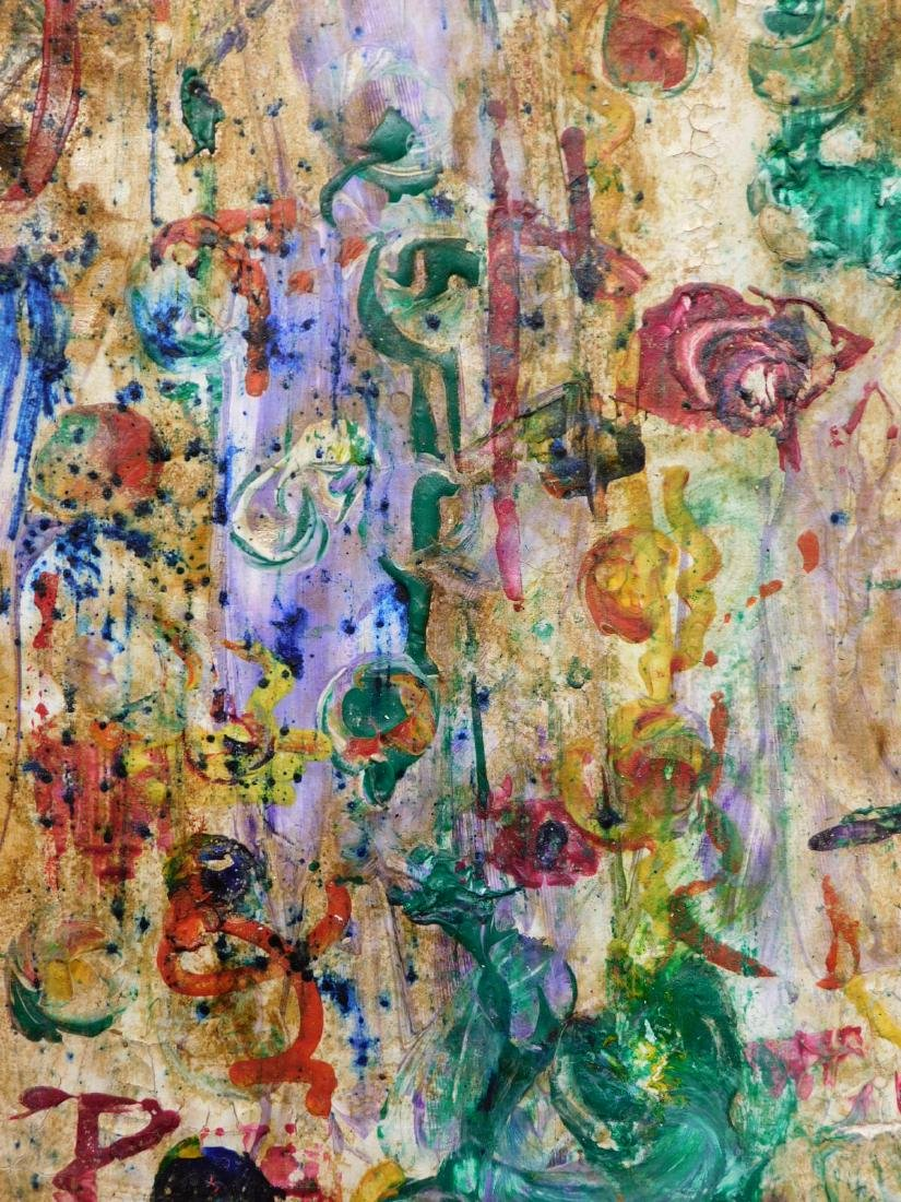 Sam Francis: Abstract Composition - 10