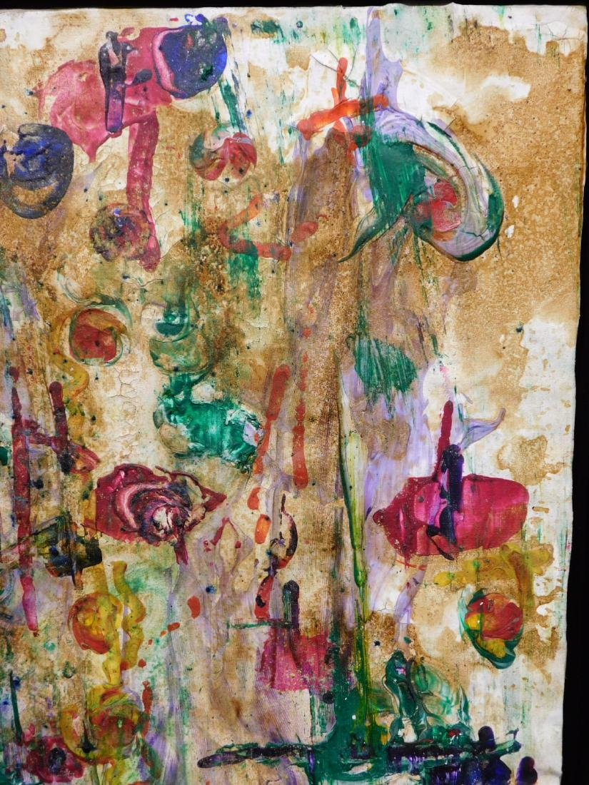 Sam Francis: Abstract Composition - 5