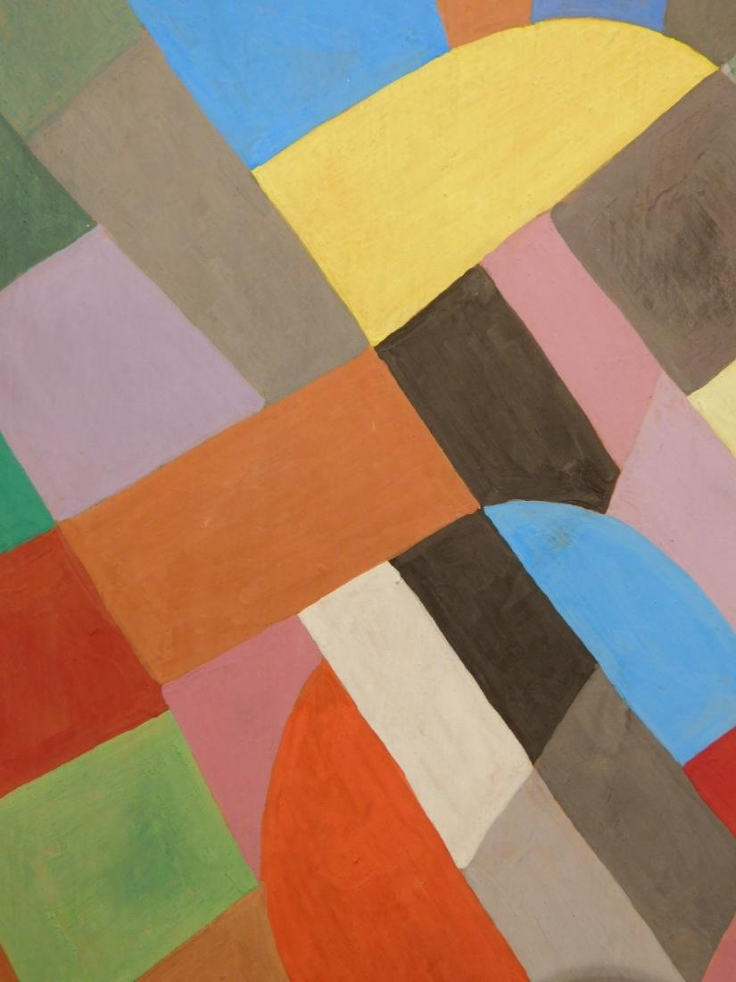 Otto Freundlich: Abstract Composition - 4