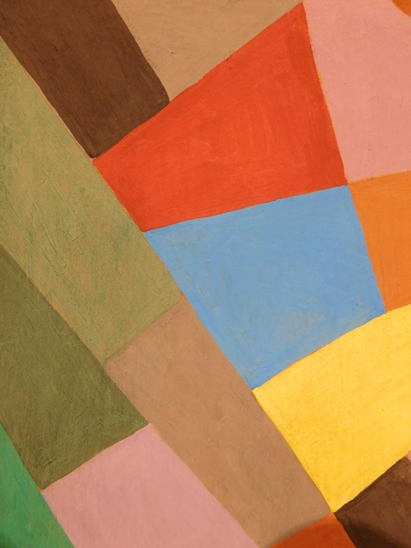 Otto Freundlich: Abstract Composition - 5
