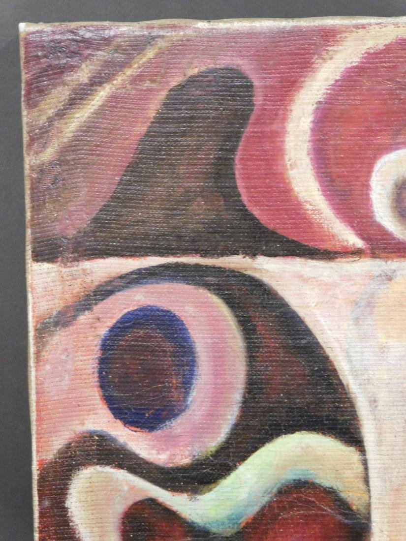 Andre Masson: Abstract Figure - 5