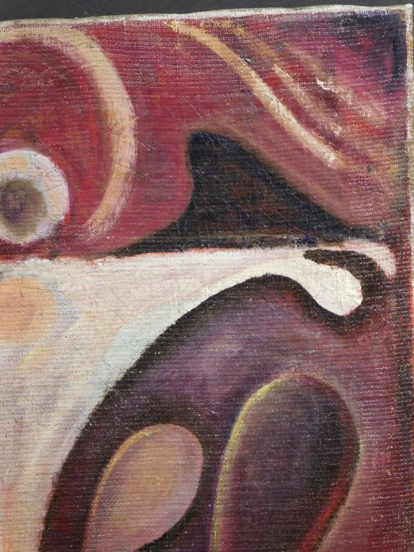 Andre Masson: Abstract Figure - 6