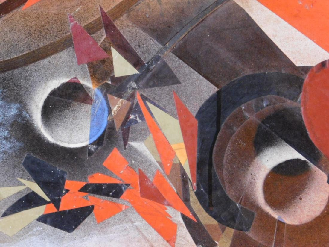 Wassily Kandinsky: Abstract Collage - 5