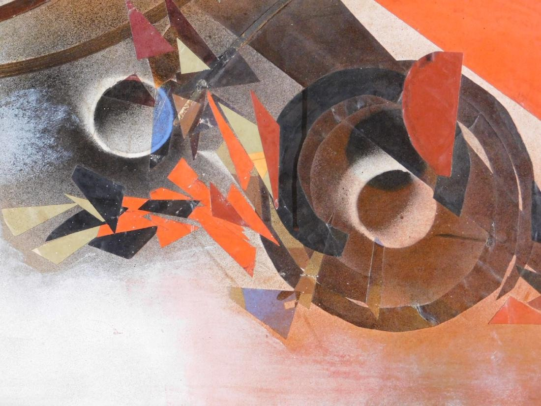 Wassily Kandinsky: Abstract Collage - 8