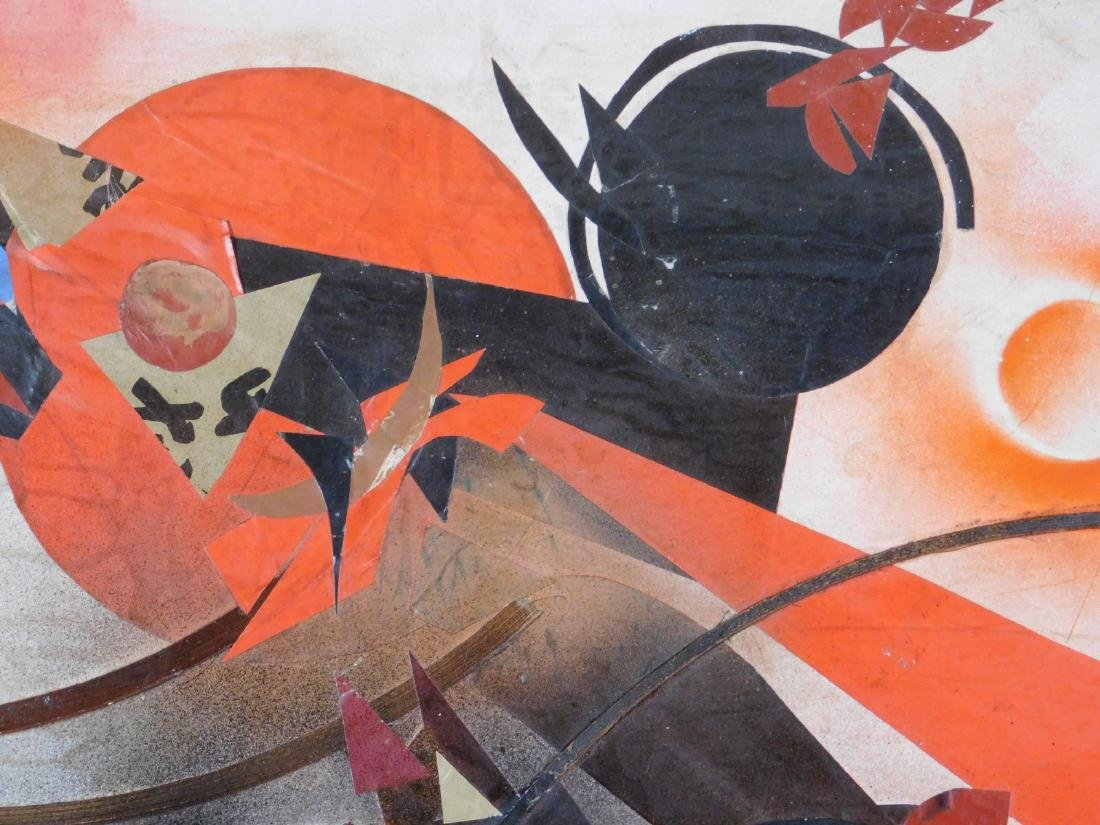 Wassily Kandinsky: Abstract Collage - 9