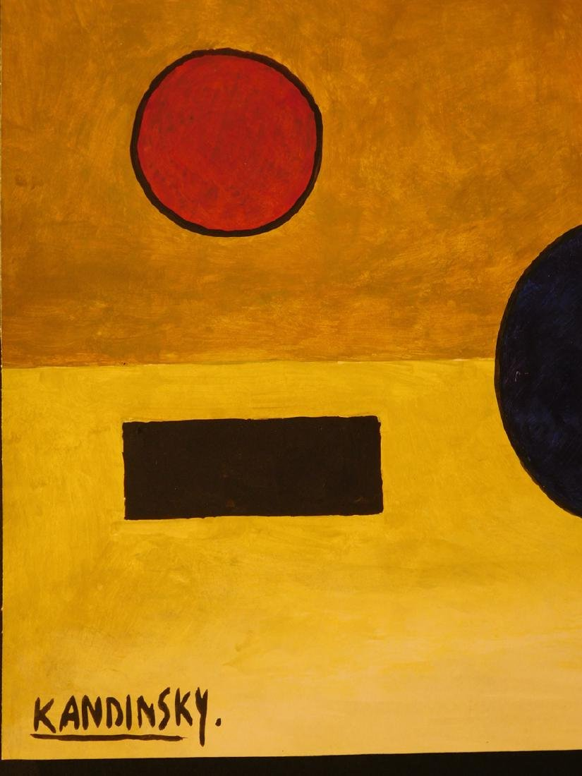 Wassily Kandinsky: Abstract Painting - 7