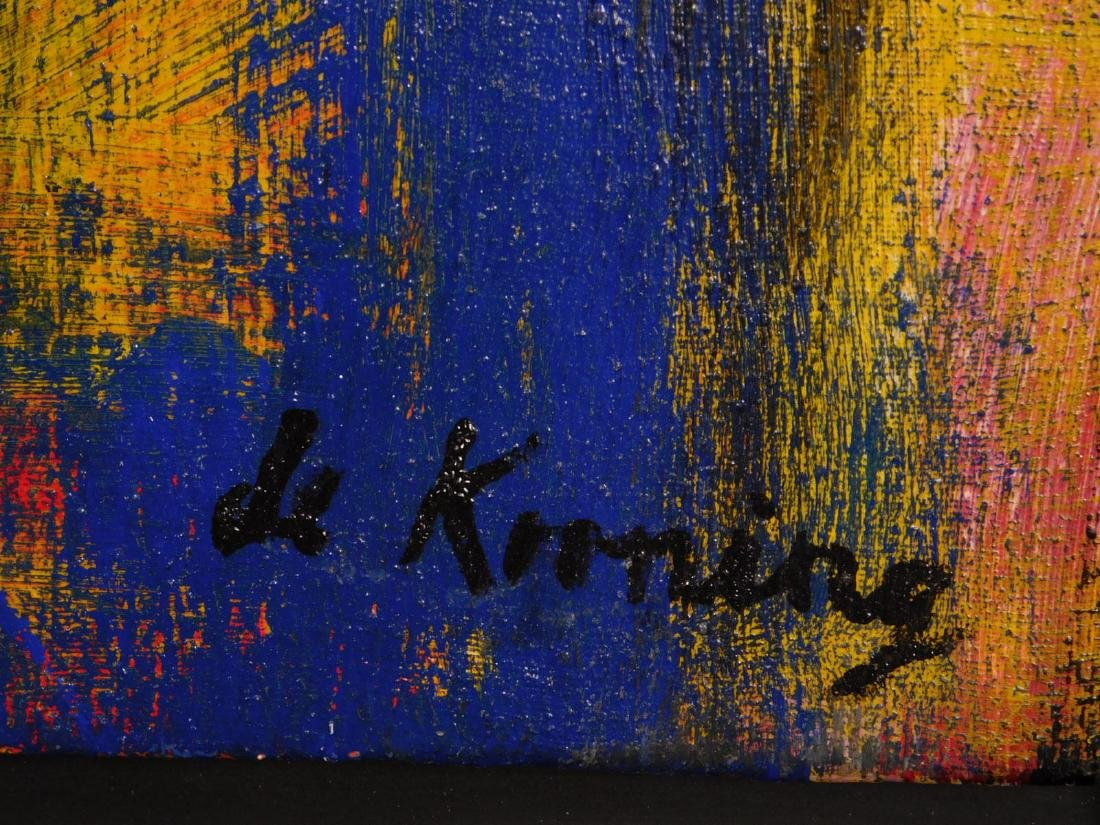 Willem de Kooning: Abstract Painting - 8