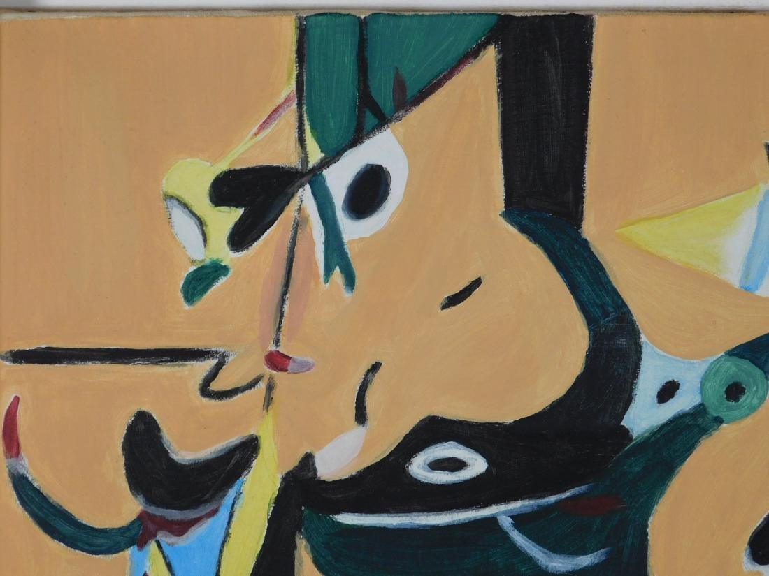 Arshile Gorky: Abstract Composition - 5