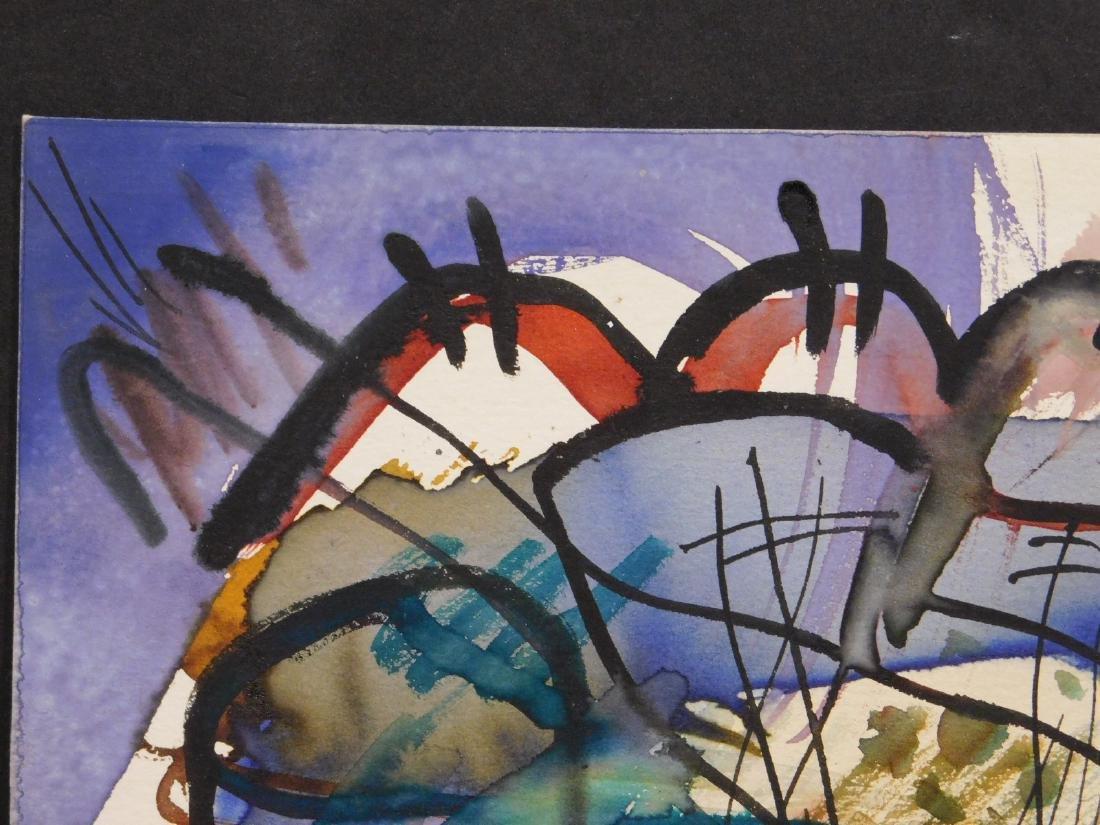 Wassily Kandinsky Watercolor - 2