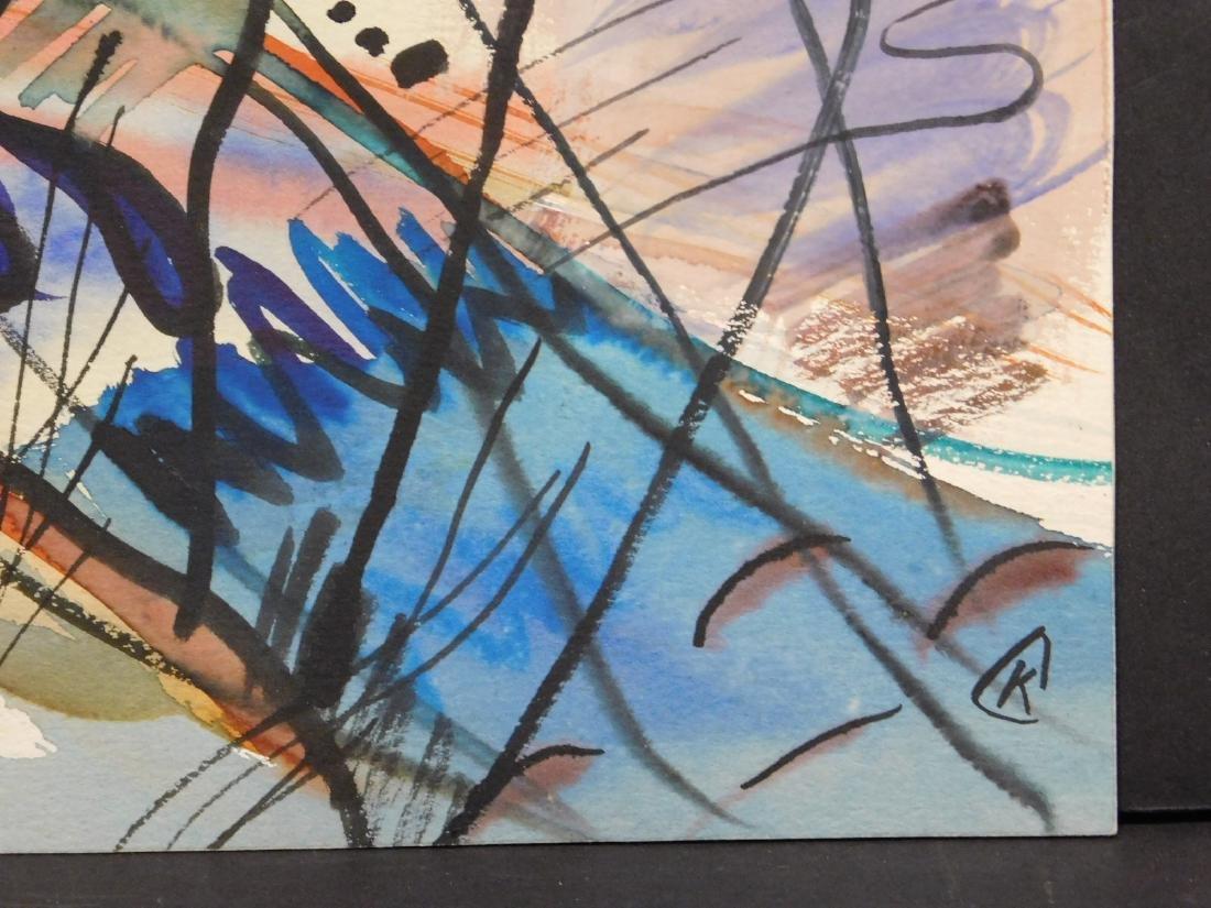 Wassily Kandinsky Watercolor - 3