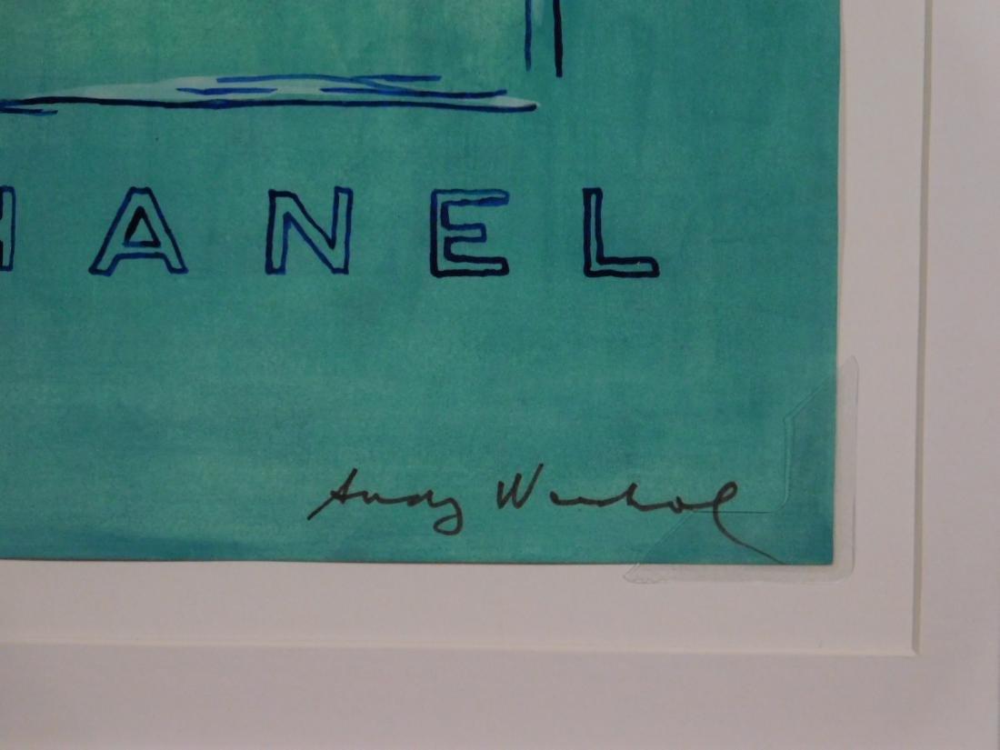 Andy Warhol: Untitled (Chanel No. 5), 1980 - 2