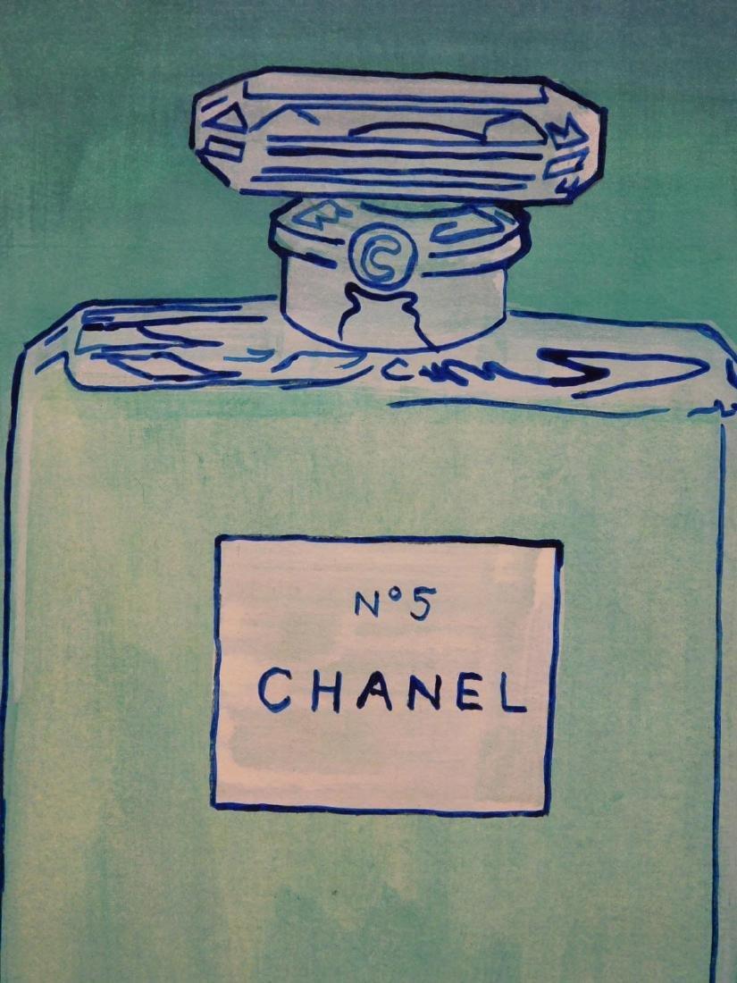 Andy Warhol: Untitled (Chanel No. 5), 1980 - 3