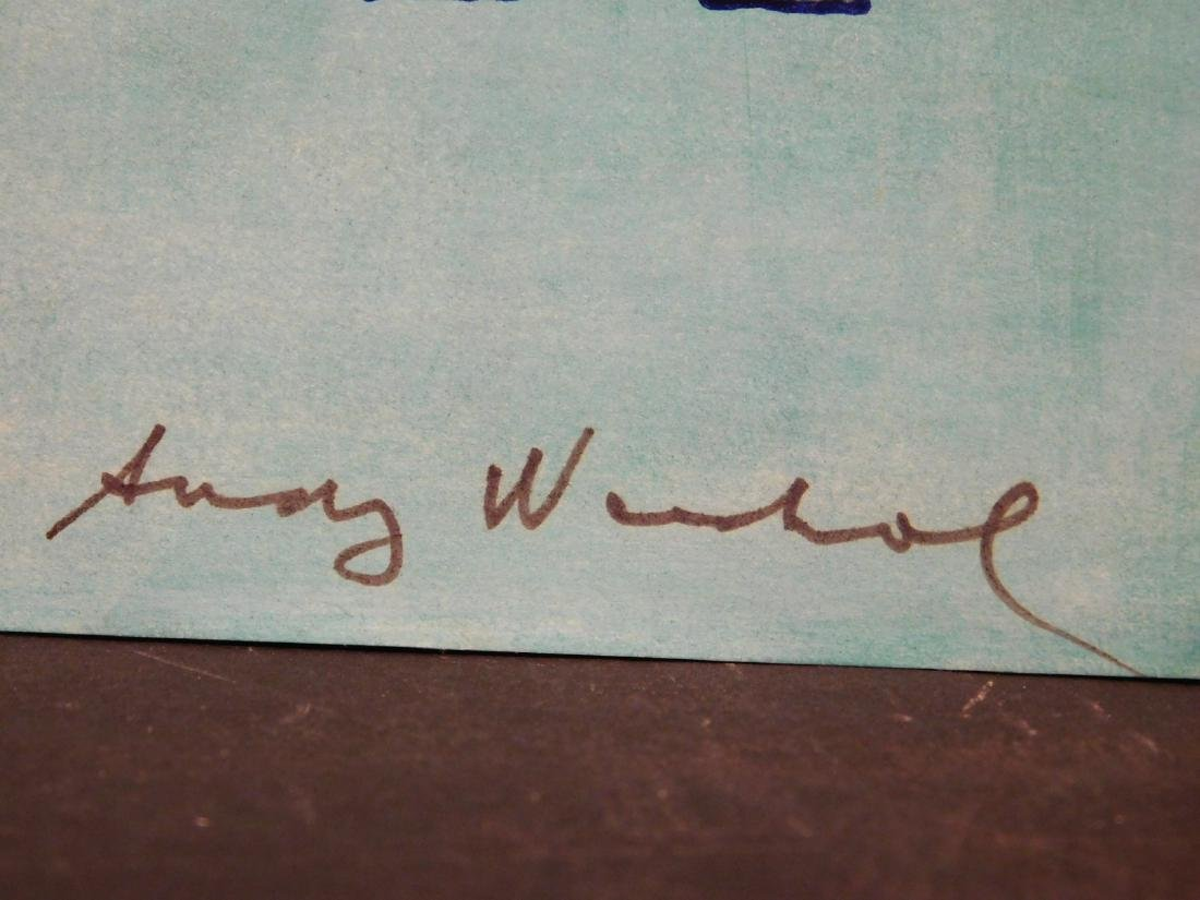 Andy Warhol: Untitled (Chanel No. 5), 1980 - 5