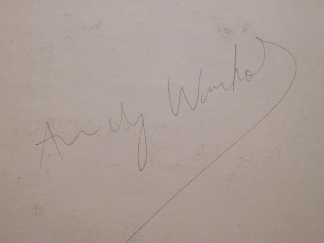 Andy Warhol: Untitled (Chanel No. 5), 1980 - 8