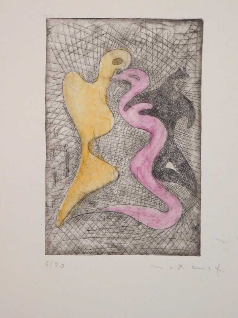 Max Ernst: Surreal Forms - 2
