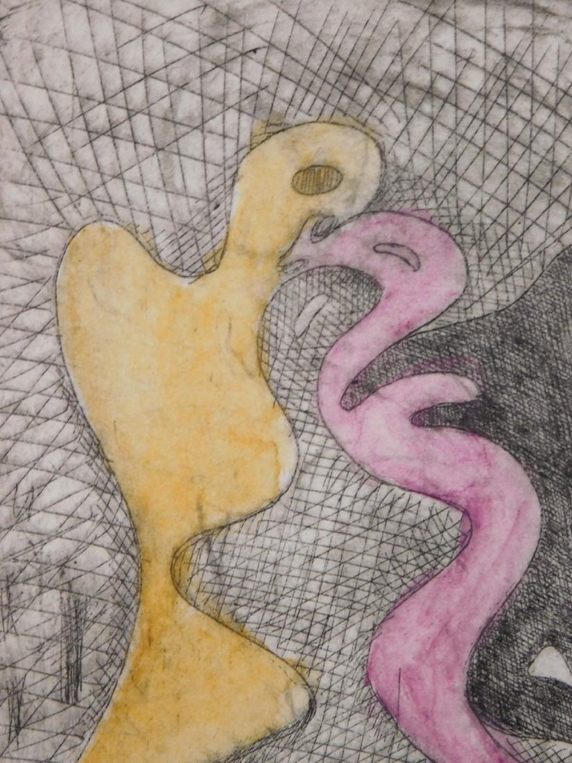 Max Ernst: Surreal Forms - 5